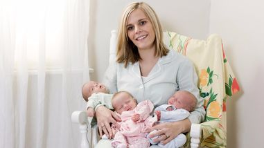 multiple birth triplets or more pregnancy birth and baby