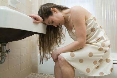 Severe vomiting during pregnancy (hyperemesis gravidarum