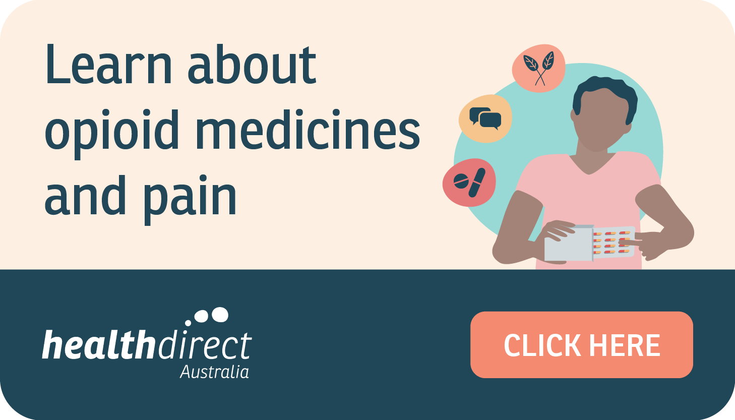 Opioid Medicines and Pain Hub