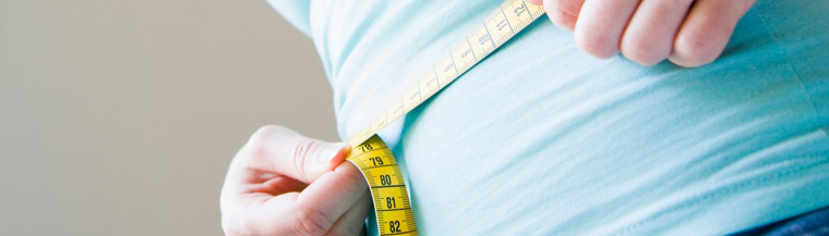BMI and waist circumference can estimate your healthy weight.