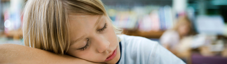 A child must have symptoms for three months or more before they can be diagnosed with CFS.