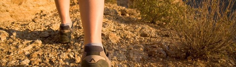 Your Achilles tendon is at the back of your heel.
