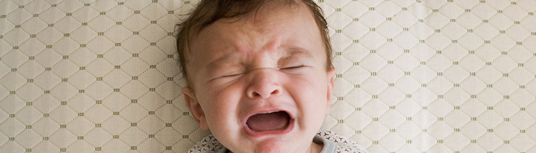 Although colic in babies is common it is a poorly understood condition.