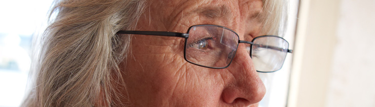 It's important to wear the correct prescription lenses - Eye health for over-60s