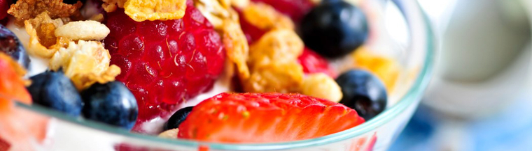 By changing a few eating habits you can make a big difference.
