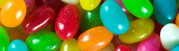 Jellybeans can help raise blood sugar levels quickly.