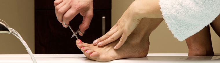 Cutting your toenails correctly can help prevent ingrown toenails.