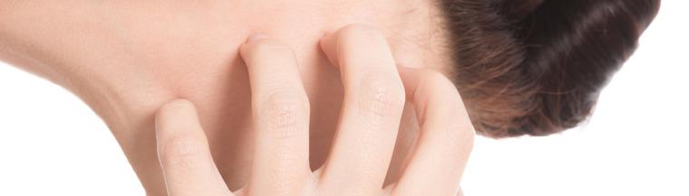 Skin rashes are a common symptom of lupus.