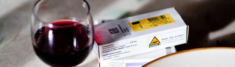 Alcohol may prevent medicines from working properly.