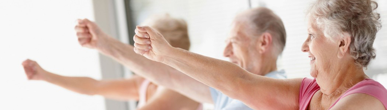 Exercise is one of the best ways of managing arthritis.