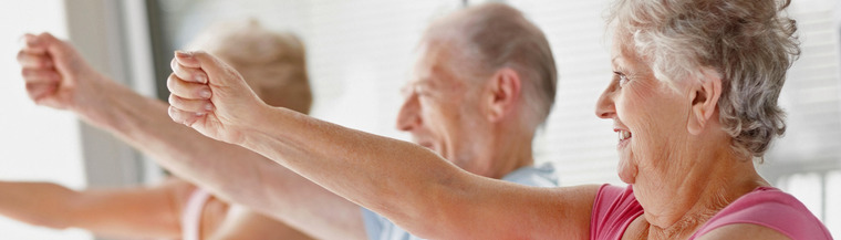 Physical exercise can slow the progression of dementia.