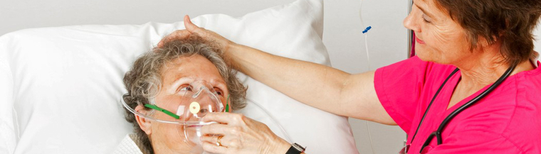 Pneumonia can be very serious in people older than 65.