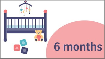 Your baby's growth and development – first 12 months
