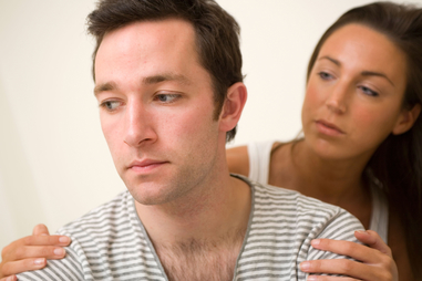 Coping with family break-up, separation or divorce