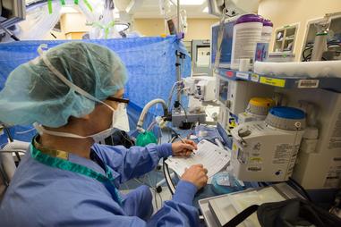 General anaesthetic | healthdirect