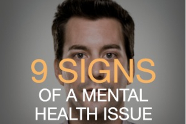 Nine signs of mental health issues | healthdirect