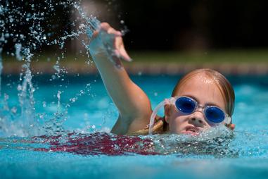 Health Benefits Of Swimming Healthdirect