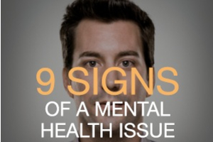 signs of mental health