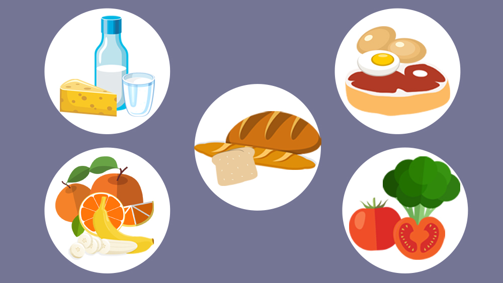 Healthy Eating For Children Healthdirect