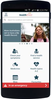 How healthdirect can help you | healthdirect