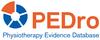 PEDro – Physiotherapy Evidence Database