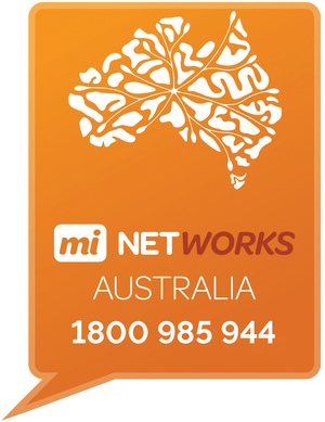 Mi Networks logo
