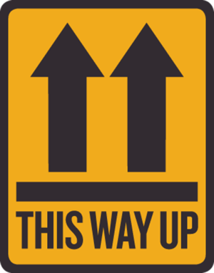 This Way Up logo