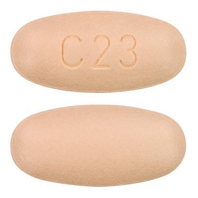 view of Olmetec Plus 40/12.5 mg