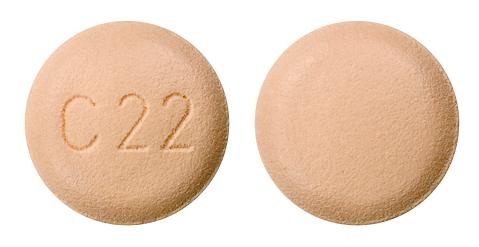 view of Olmetec Plus 20/12.5 mg