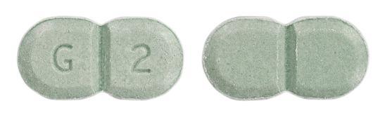 view of Glimepiride (Sandoz)