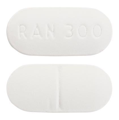 view of Ranitidine (Apo)