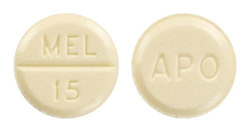 view of Meloxicam (Terry White Chemists)