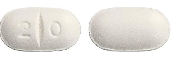 view of Paroxetine (DP)