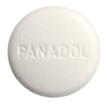 view of Panadol