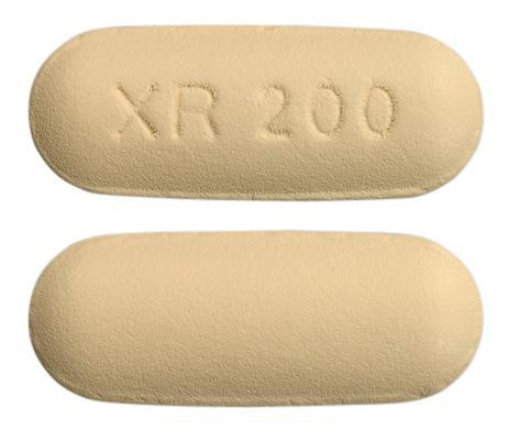 view of Seroquel XR