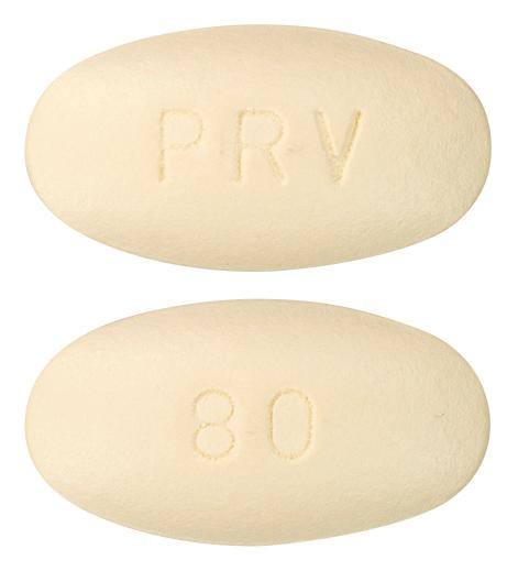view of Pravastatin Sodium (Generic Health)