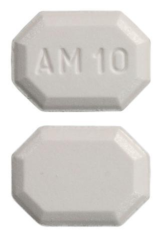 view of Amlodipine (GH)