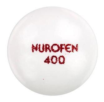 view of Nurofen Double Strength