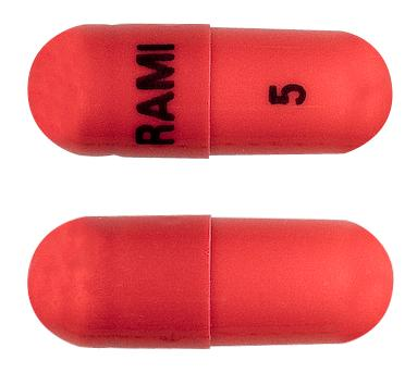 view of Ramipril (Pharmacor)