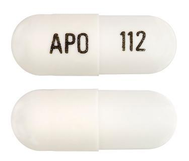 view of Gabapentin (Apo)
