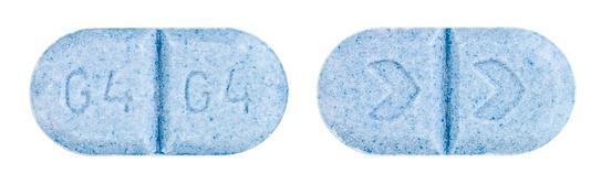 view of Glimepiride (Apo)