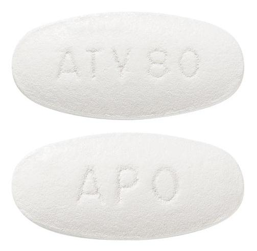 view of Atorvastatin (Chemmart)