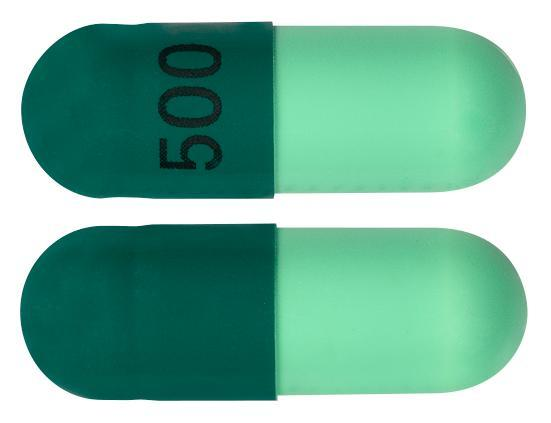 view of Cephalexin (Generic Health)
