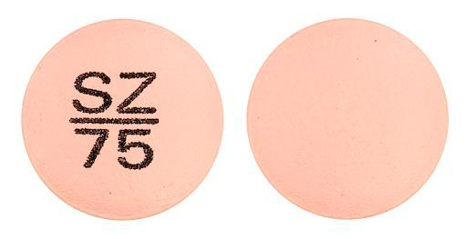 view of Clopidogrel (Sandoz)