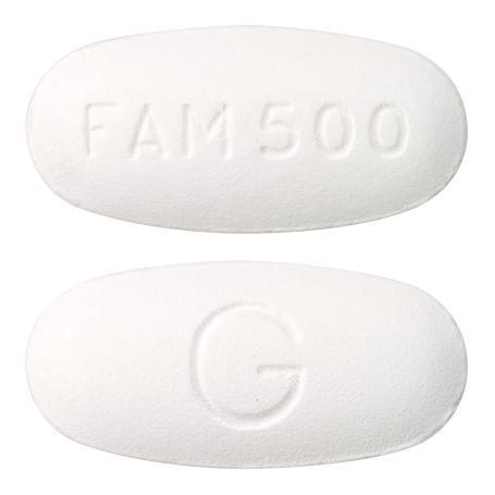 view of Famciclovir (Mylan)
