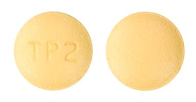 view of Topiramate (RBX)