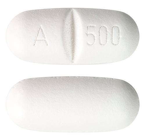 view of Azithromycin (Sandoz)