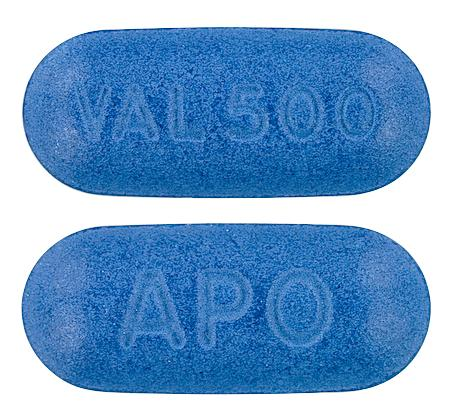 view of Valaciclovir (Chemmart)