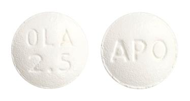 view of Olanzapine (Chemmart)