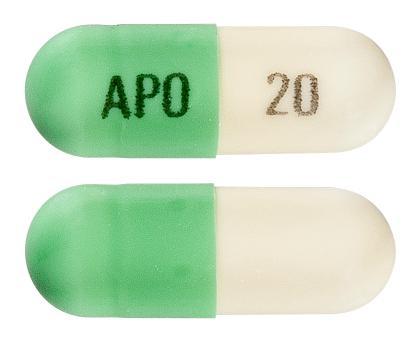 view of Fluoxetine (Apo)